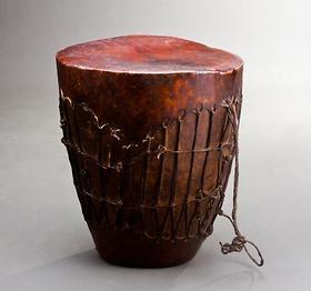 como era el uso del tambor en la liturgia cristiana antigua